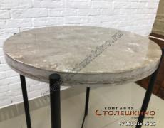 Стол из камня LG HI-MACS
